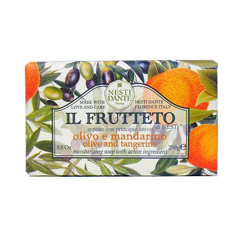 IL Frutteto Olive Oil & Tangerine Soap (250g)