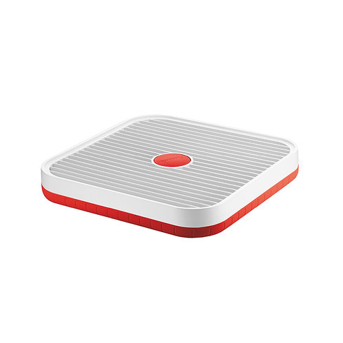 Plate & General Drainer - Red