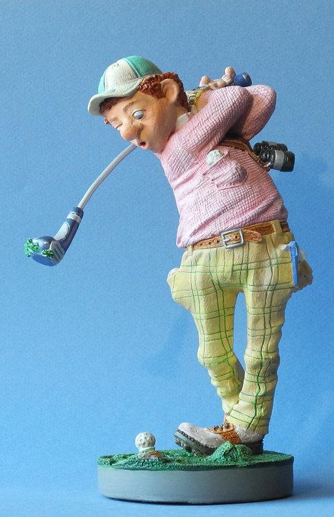 Profisti - Golfer Figurine (Small)