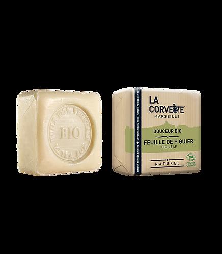 La Corvette Soap Sweetness Organic BIO Fig Leaf (100G)