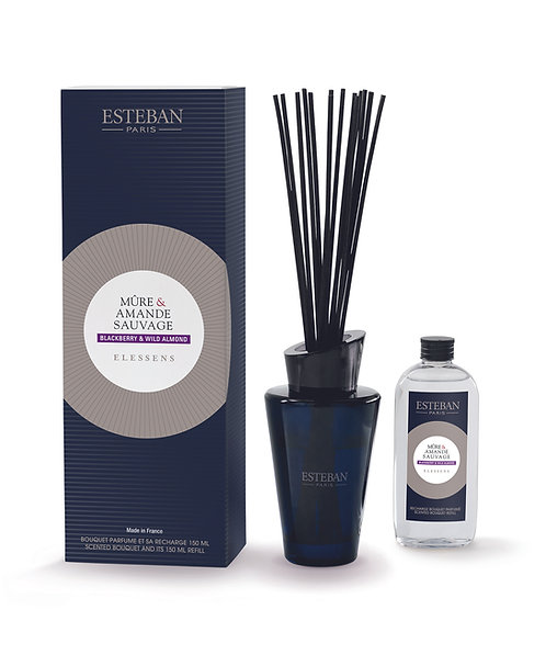 Esteban Paris Parfums Blackberry & Wild Almond Diffuser (150ML)