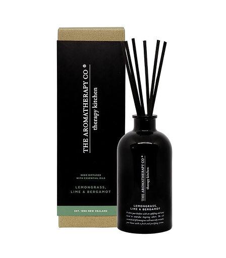Therapy® Kitchen Diffuser - Lemongrass, Lime & Bergamot (250ml)