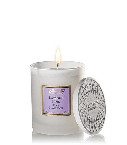 Fine Lavender - Scented Candle (180g)