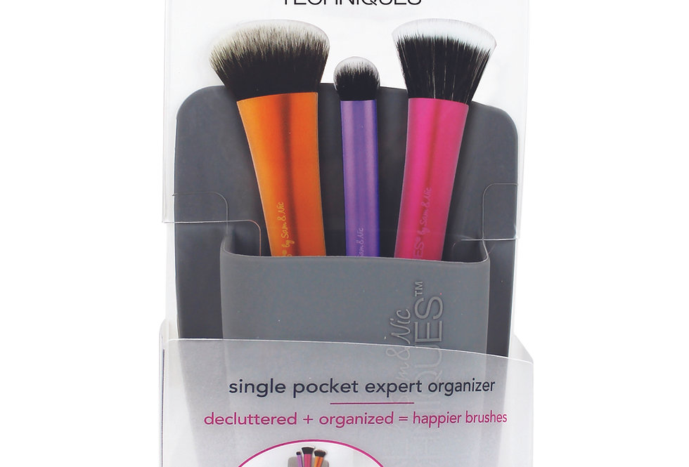 1 Pocket Expert Organiser- Neutral