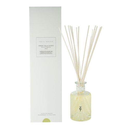 True Grace Village Diffuser - Green Tea & Citrus (200ML)