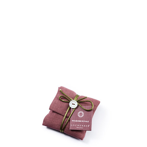 Rhubarbe Royale Scented Sachet