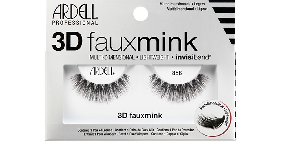 Ardell® 3D Faux Mink - 858