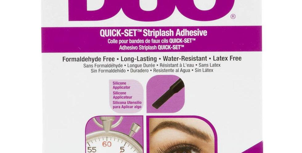 DUO®Brush-On Quick Set Adhesive - Dark (.18oz/5g)