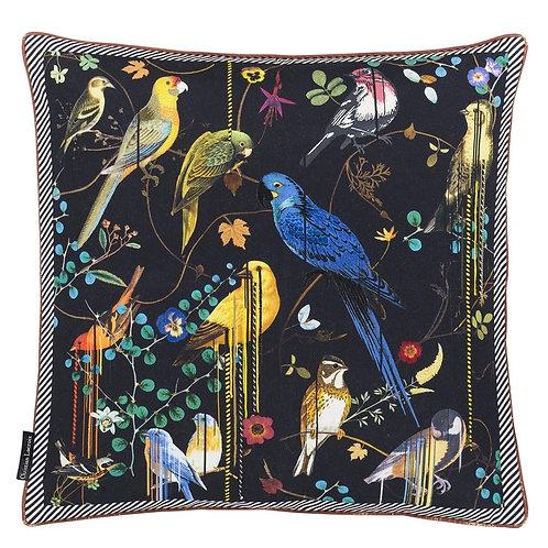 Christian Lacroix Birds Sinfonia Crepuscule Cushion (50 x 50 cm)