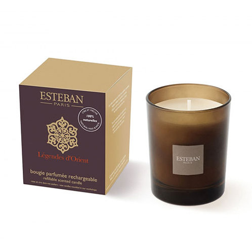 Esteban Paris Parfums Classic Legendes d'Orient Candle (170G)