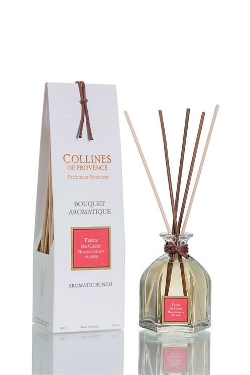 Blackcurrant Flower - Aromatic Bunch Diffuser (100ml)