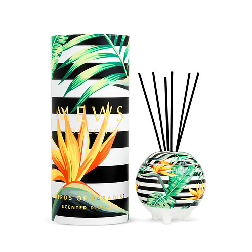 Mini Mews 100ml Diffuser - Birds of Paradise