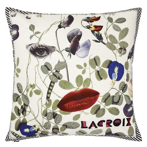 Christian Lacroix Dame Nature Printemps Cushion (40 x 40 cm)