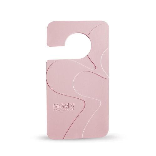 Door Tag - Iris Fiorentino (Pink)