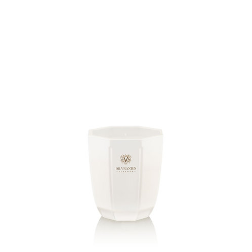 Dr. Vranjes Firenze Ginger Lime Decorative Candle - Pearl White (80G)