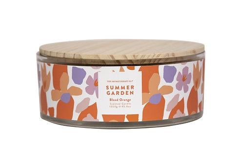 TAC Summer Garden Candle - Blood Orange (1300g)