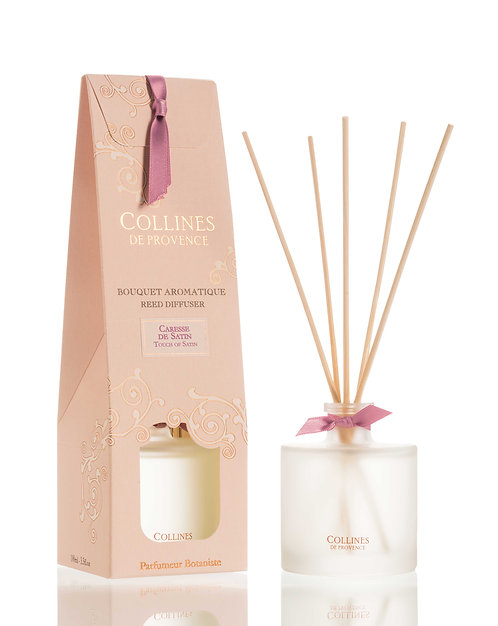 Touch Of Satin - Fragrant Diffuser (100ml)