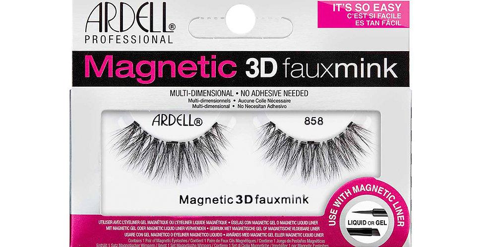 Ardell® Magnetic 3D Faux Mink Lash 858