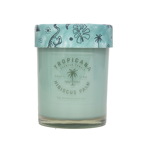 TAC Tropicana Candle - Hibiscus Palm (500g)
