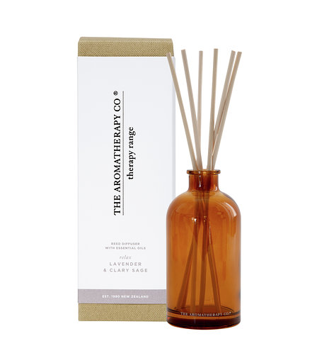 TAC Therapy® Diffuser Relax - Lavender & Clary Sage (250ml)