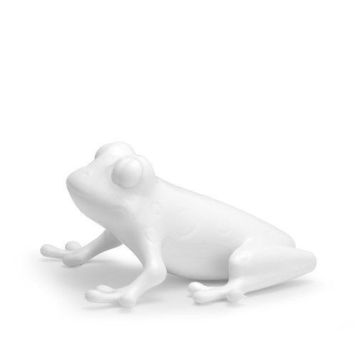 Forest Frog White - Bergamot & Iris (for Car)