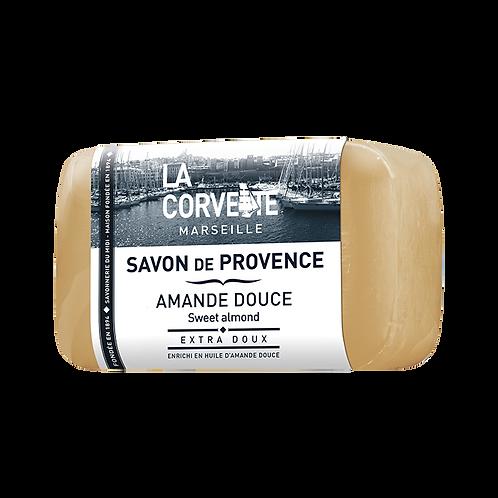 La Corvette Provence Soap Sweet Almond (100G)