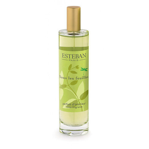 Esteban Paris Parfums Classic Sous Les Feuilles Room Spray (100ML)