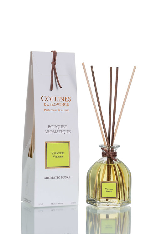 Collines De Provence - Verbena Aromatic Bunch Diffuser (100ml)