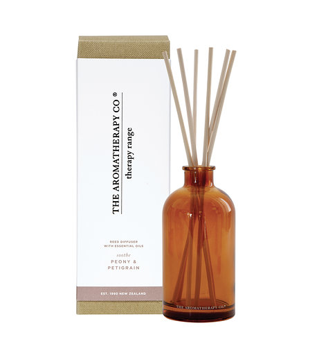TAC Therapy® Diffuser Soothe - Peony & Petitgrain