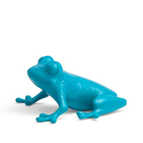 Forest Frog Tile Blue - Bergamot & Iris (for Car)