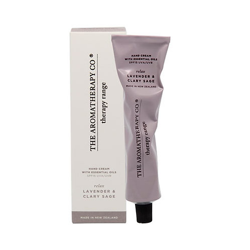 TAC Therapy Hand Cream SPF15 Relax 75ml - Lavender & Clary Sage