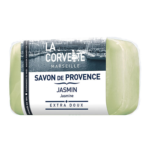 La Corvette Provence Soap Jasmine (100G)