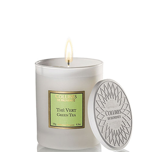 Green Tea - Scented Candle (180g)