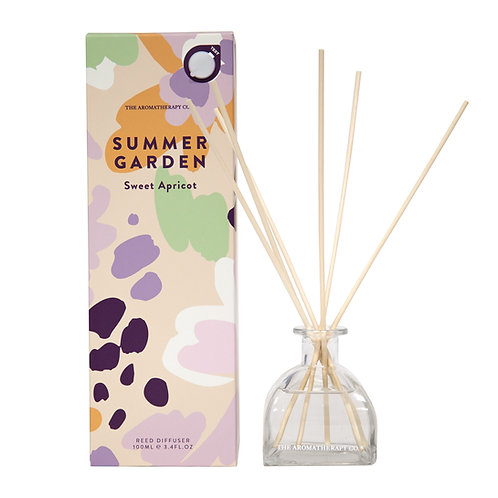 TAC Summer Garden Diffuser - Sweet Apricot (100ml)