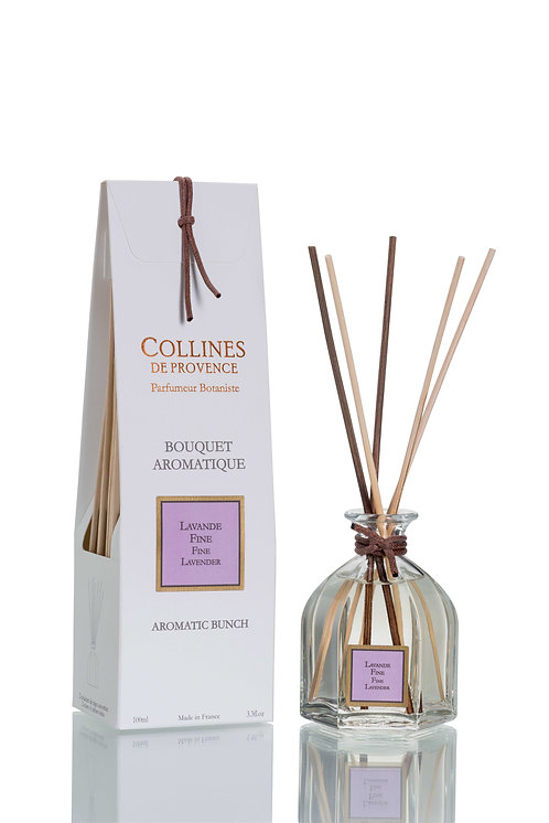 Fine Lavender - Aromatic Bunch Diffuser (100ml)