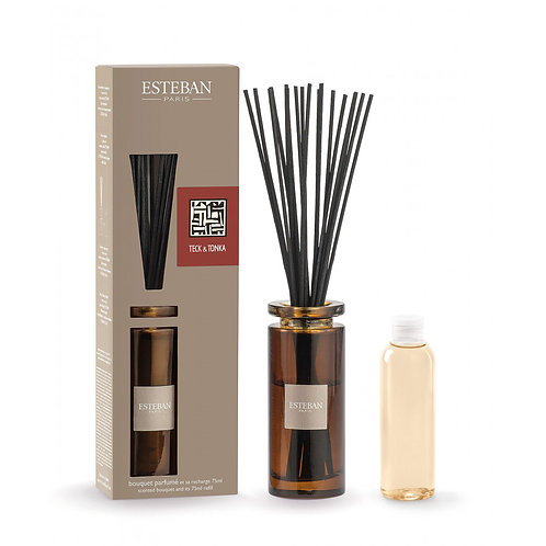 Esteban Paris Parfums Classic  Teck & Tonka Diffuser (75ML)