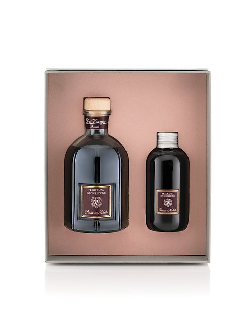 Dr. Vranjes Rosso Nobile Gift Box 250ml Diffuser with 150ml Refill