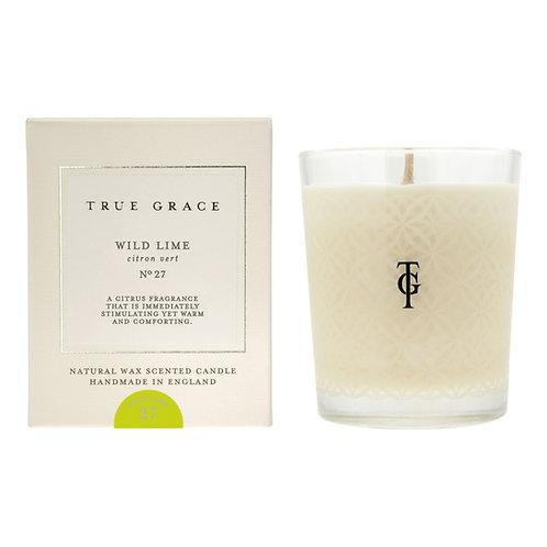 True Grace Village Classic Candle - Wild Lime (190G)