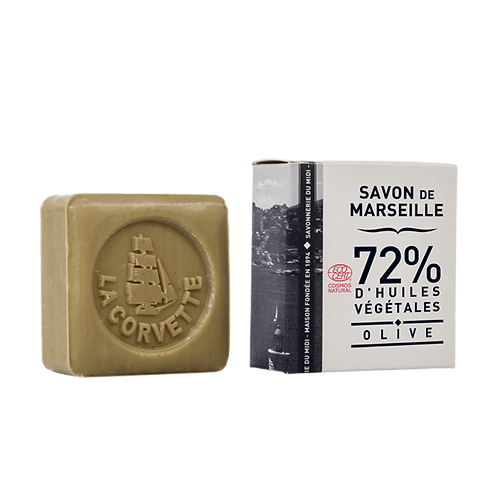 La Corvette Marseille OLIVE Soap (100G)