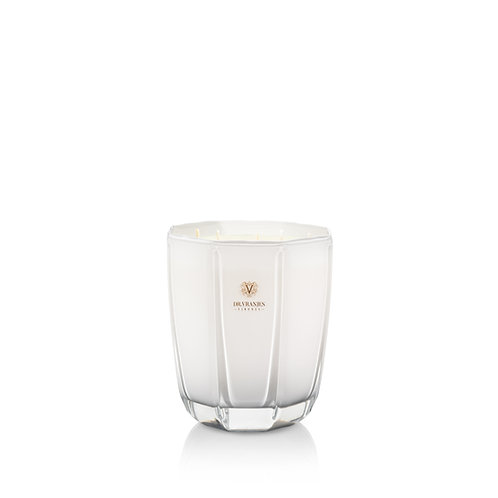 Dr. Vranjes Ginger Lime Decorative Candle - Pearl White (1KG - Maxi)