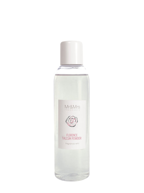 Blanc Refill - Florence Talcum Powder (200ML)