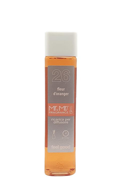 EASY Fragrance Refill 300ml - Fleur d'oranger (Orange Flower)