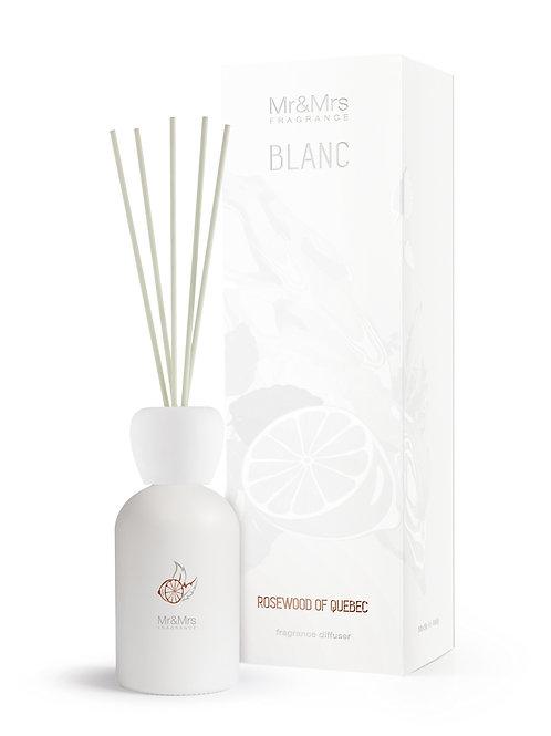 Blanc Diffuser - Rosewood of Quebec (250ML)