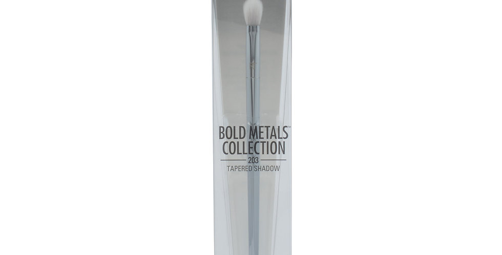 Bold Metals Collection -  203 Tapered Shadow