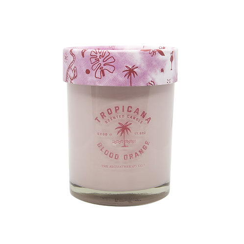TAC Tropicana Candle - Blood Orange (500g)