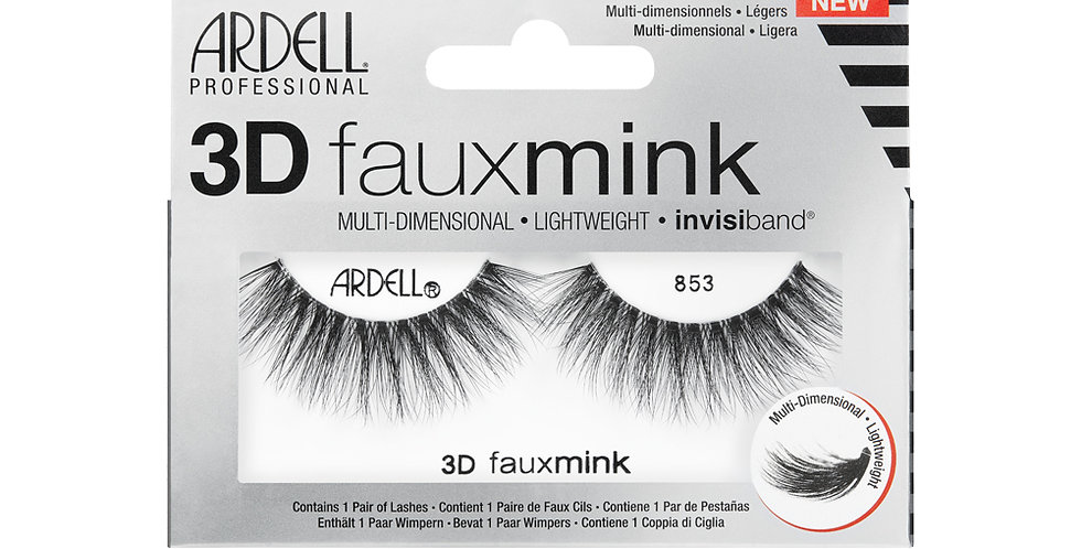 Ardell® 3D Faux Mink - 853