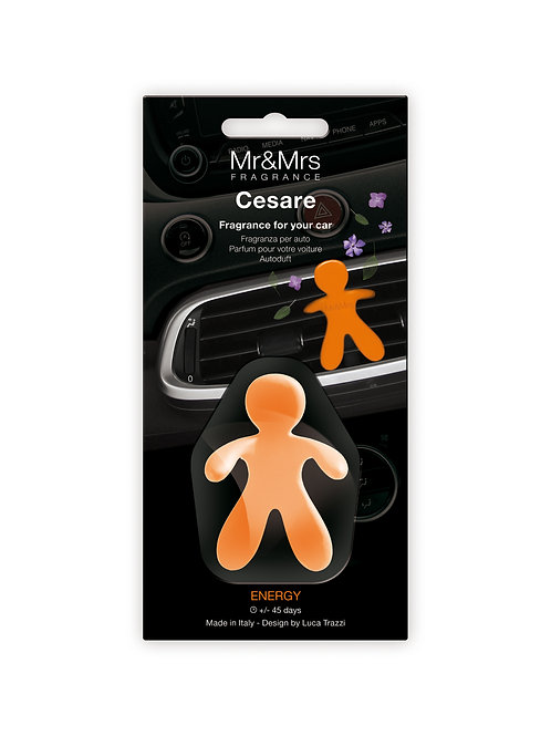 Cesare Car Blister - Orange (Energy)