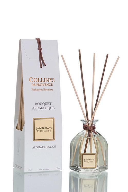 White Jasmine - Aromatic Bunch Diffuser (100ml)