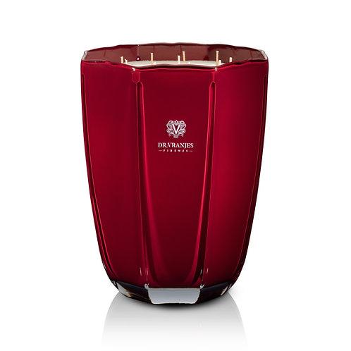 Dr. Vranjes Firenze Melograno Decorative Candle - Red Tourmaline (Maxi)