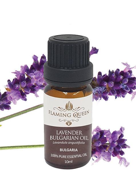 Flaming Queen Essential Oil - Lavender Bulgarian 10ML (Bulgaria)
